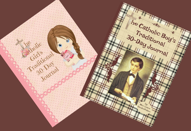 Package Special The Catholic Boy's and Girl's image 0
