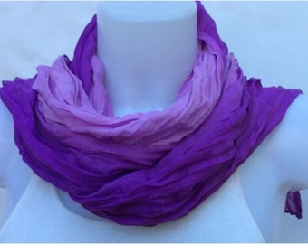 Pink Purple Scarf Scarves For Women Unique Scarves Fashion Scarves Winter Spring Scarves Womens Scarves Shawl Scarf Fall Scarf Gift Ideas