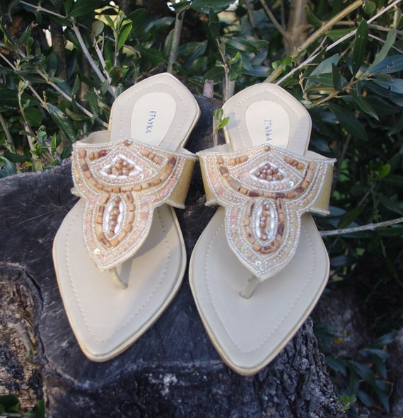 f11830d6a8d3f7 Leather Shoes Indian Sandals Shoes Women Leather Flats Womens