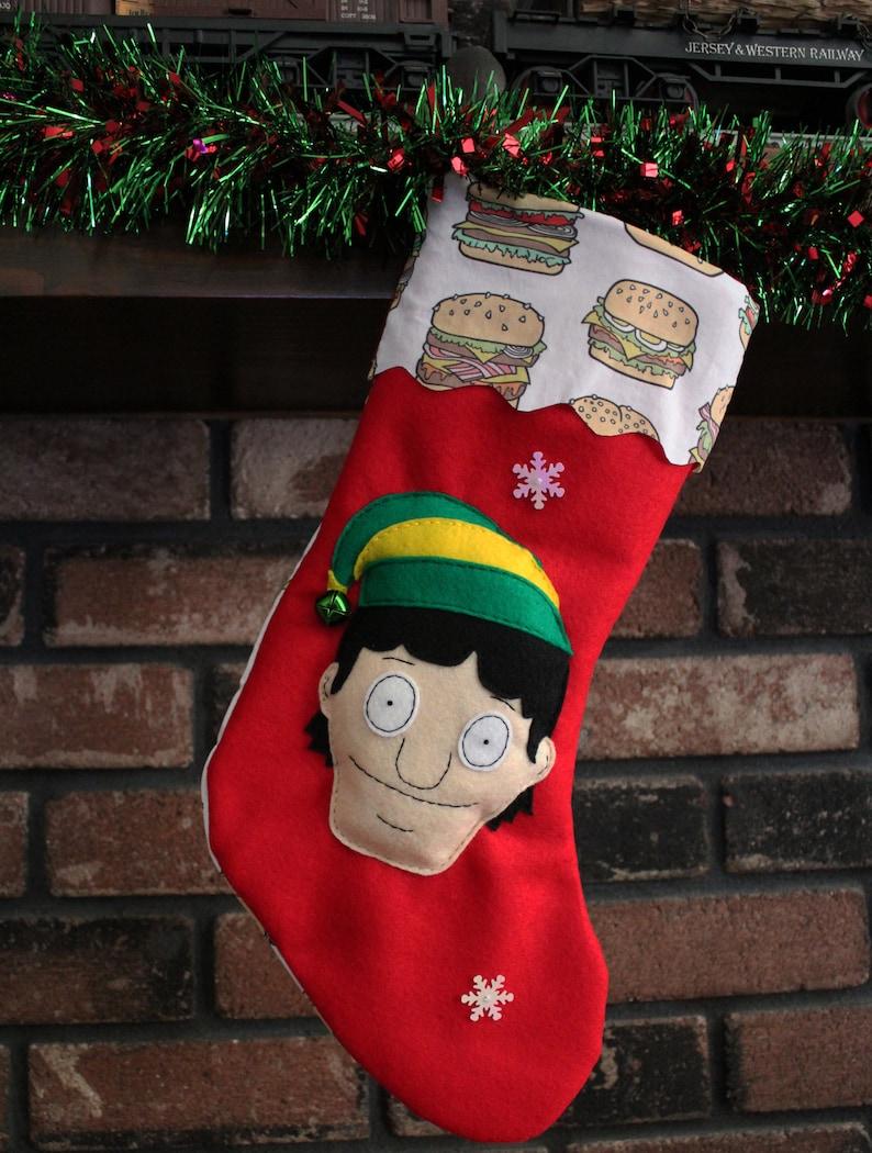 Gene Belcher Christmas Stocking
