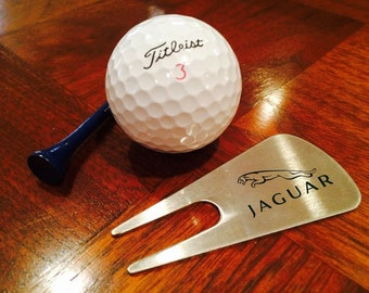 Heavy duty stainless steel golf divot repair tool, corporate gifts, groomsmen gifts, personalized golf gift
