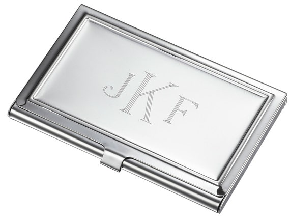 Personalized business card case stainless steel business card colourmoves