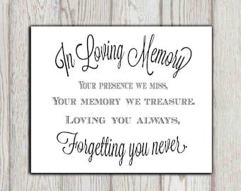 Memorial Quotes Memorial quotes | Etsy Memorial Quotes