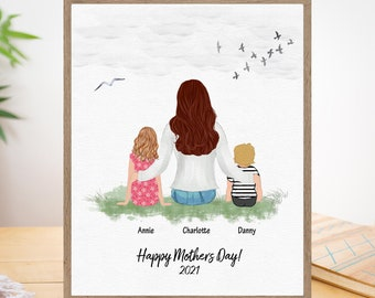 Mothers Day Gift, Personalized Gift, Mom Birthday Gift, Mum Print, Mother Birthday Gift, Mother's Day Gift, Mum Christmas Gift, Self Gift