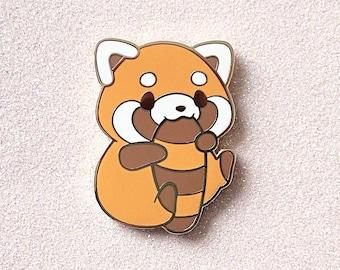 socially awkward enamel pin bubble tea addict pin kawaii panda enamel pin mental health enamel pin cute panda pin