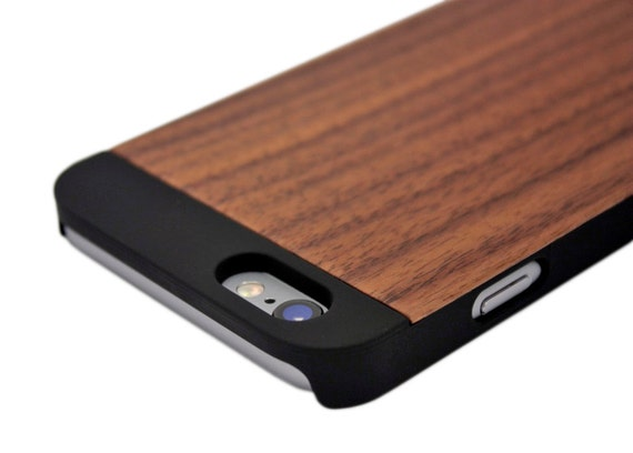 d3e615da0d51 Walnut iPhone 6S Plus Wood Case   Walnut iPhone 6S Plus Back