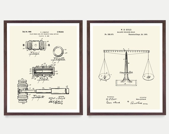 Law Patent - Lawyer Patent - Lawyer Art - Gavel Patent - Law School Graduation - Judge Patent - Law Gift - Lawyer Poster - Lawyer Gift -