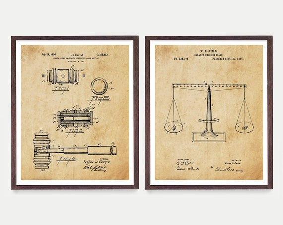 Law Patent - Lawyer Patent - Lawyer Art - Gavel Patent - Law School Graduation - Judge Patent- Lawyer Gift - Lawyer Poster - Law Student Art