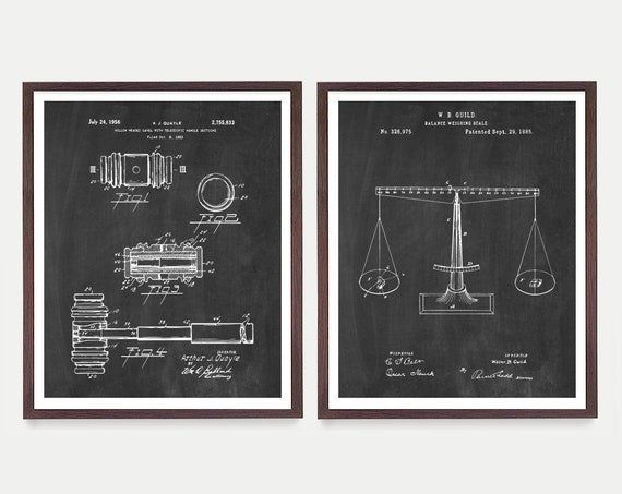 Law Patent - Lawyer Patent - Lawyer Art - Gavel Patent - Law School Graduation - Law Gift - Court Patent - Lawyer Poster - Lawyer Gift -
