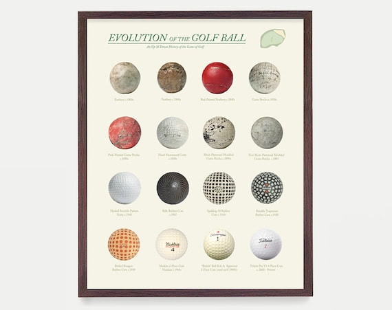 Golf Poster, Evolution of the Golf Ball, Golf Poster, Golf Art, Golf Gift, Golf Wall Art, Vintage Golf, Golf Ball Patent, Golf Patent