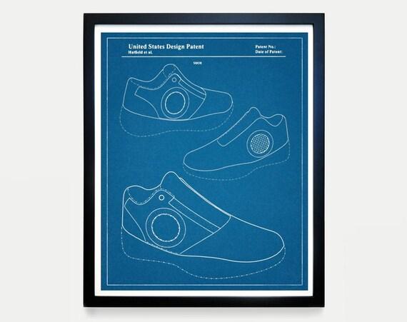 Nike Air Jordan 2k10 - Nike Shoes - Nike Sneakers - Air Jordans - Air Jordan Patent - Nike Patent - Nike Poster - Nike Art - Sneaker Art