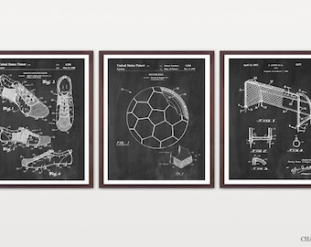 Inventions Of Soccer   Soccer Patent   World Cup   World Cup Poster   Soccer  Poster   Soccer Wall Art   Soccer Patent Print   Soccer Art