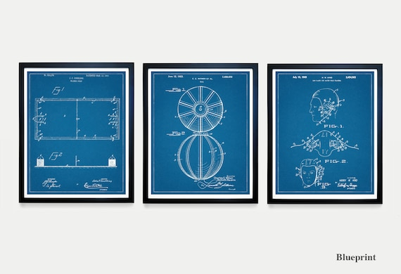 Water Polo Patent Art - Water Polo Poster - Water Polo Art - Water Polo Decor - Pool - Pool Art - Olympic Pool - Water Sports - Pool Art