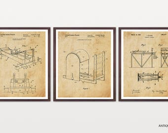 Pilates Patent Art - Pilates Poster - Pilates Decor - Pilates Studio - Exercise - Exercise Poster - Exercise Machine - Gym - Gym Art