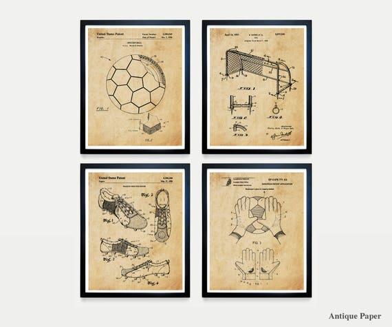 Soccer Patent Art - Soccer Poster - Football Patent - Soccer Wall Art - Soccer Ball - Soccer Ball Patent - Soccer Art - Football Poster