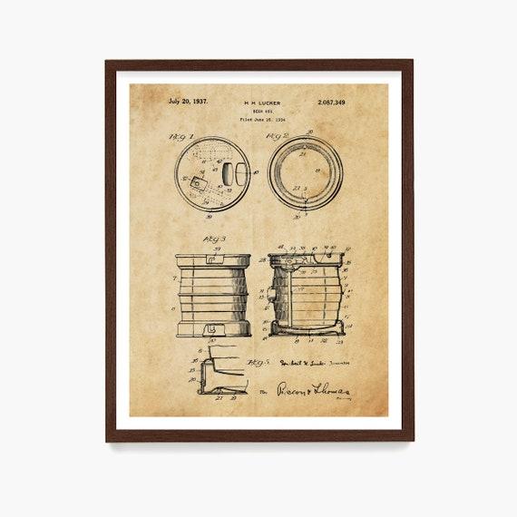 Beer Keg Patent Poster, Beer Patent, Beer Art, Beer Patent Print , Vintage Beer Keg, Beer Design, Home Brew, Home Brewing Poster, Beer Decor