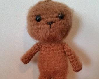 Crochet Chewbacca Amigurumi