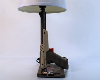 Nintendo Zapper Lamp with Trigger Switch