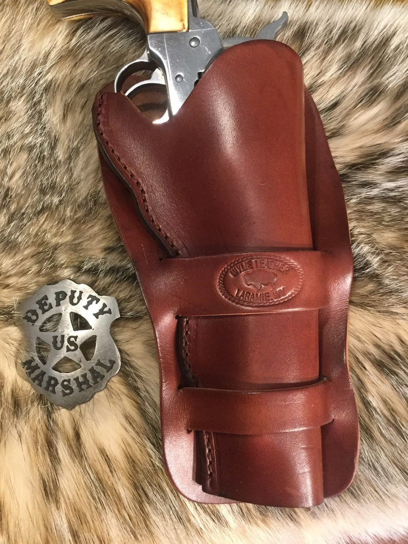 Western Colt Single Action Army, Ruger Vaquero , Uberti, up to a 5 1/2