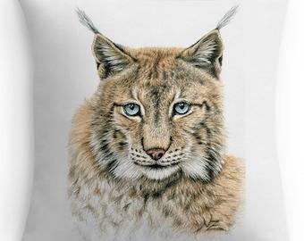 Pillow 40 x 40 cm - Lynx