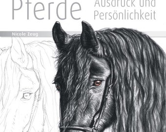Workshop Drawing Horses - Book by Nicole Zeug as PDF