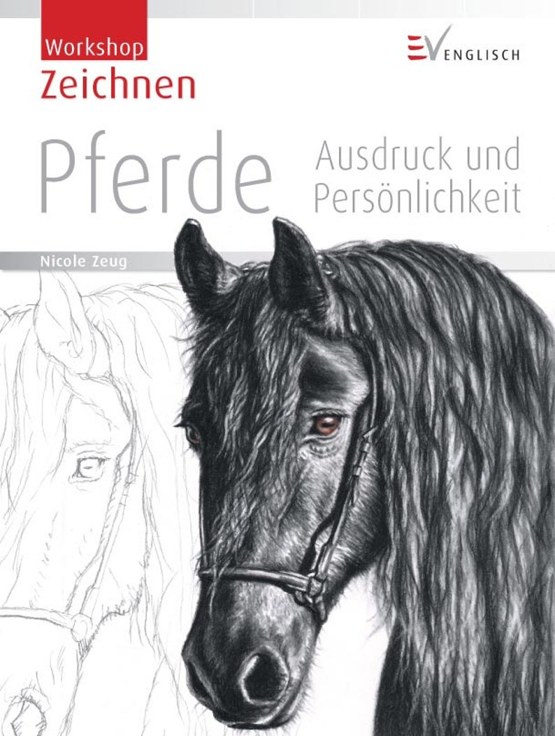 Workshop Drawing Horses  Book by Nicole Zeug as PDF image 0