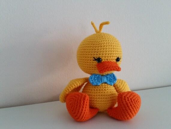 Kuscheltier Ente
