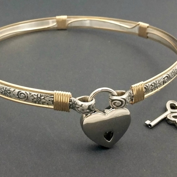 CLEO Locking Collar Sterling Silver