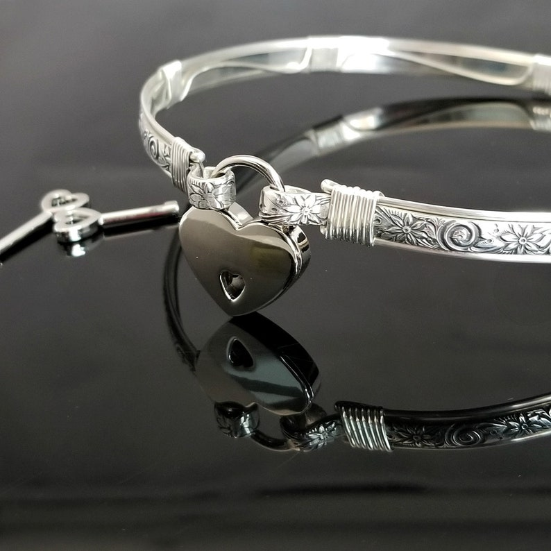 Ready To Ship BDSM Locking Submissive Collar Wild Flower Wire Wrapped Sterling Silver w Sterling Accents #165 Size 13.75