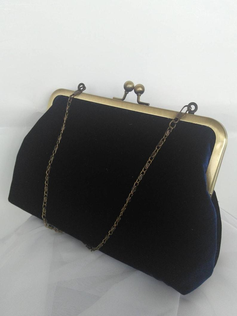 amazing price exclusive deals shop for authentic Navy velvet Clutch purse, blue velvet purse, navy Clutch purse, Blue Clutch  purse, velvet Bridal purse, velvet evening purse