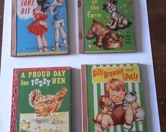 1940s Lolly Pop childrens' books