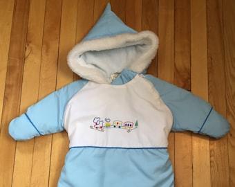 407bcdfd4 Infant snowsuit