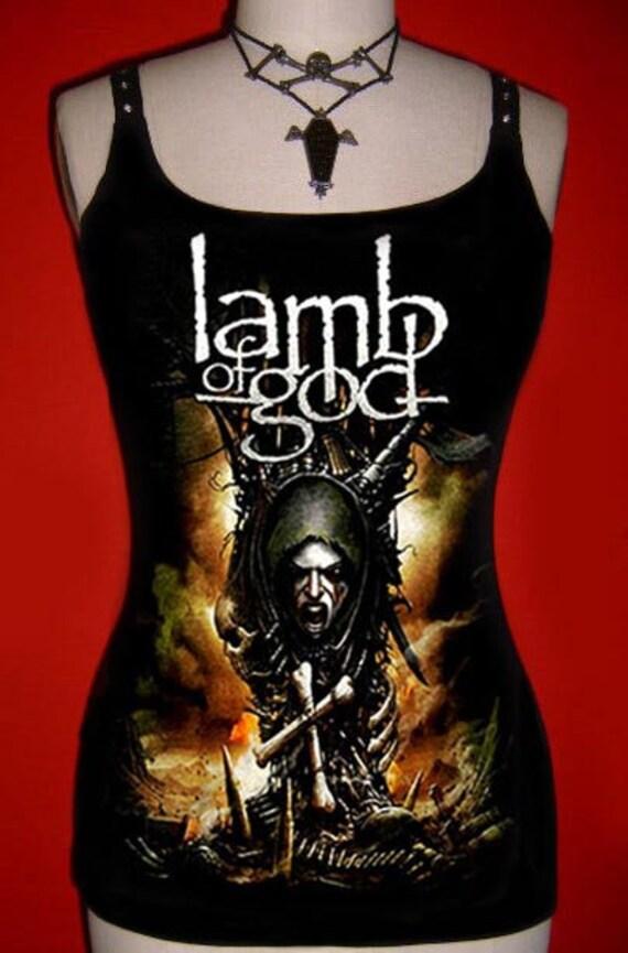 PANTERA diy tank top metal music Hostile Skull shirt XS S M L XL