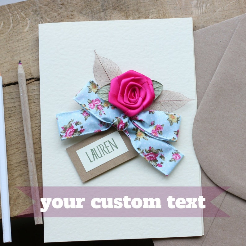 Birthday Gift Sister Card Girl Dad To Daughter