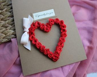 I Love You Birthday Card - Romantic Birthday Card Husband - Happy Birthday Card - Love Card Boyfriend - I Love You Girlfriend Card for Wife