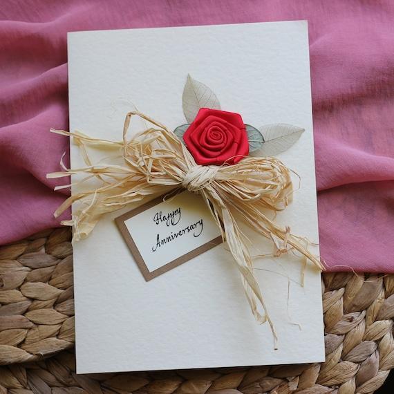Fiancee Birthday Card Custom Name Romantic Gift For Her