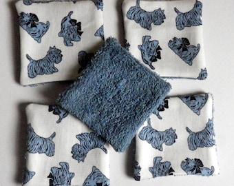 wipe - toiletries - zero waste - cotton - dinner - Terry cloth