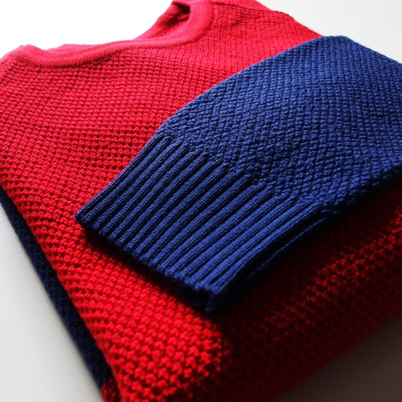 raglan wool red stitch blue 100 moss gift for merino neck crew wool sleeves sweater pattern oversized sweater her and Knitted sweater qg0ftw