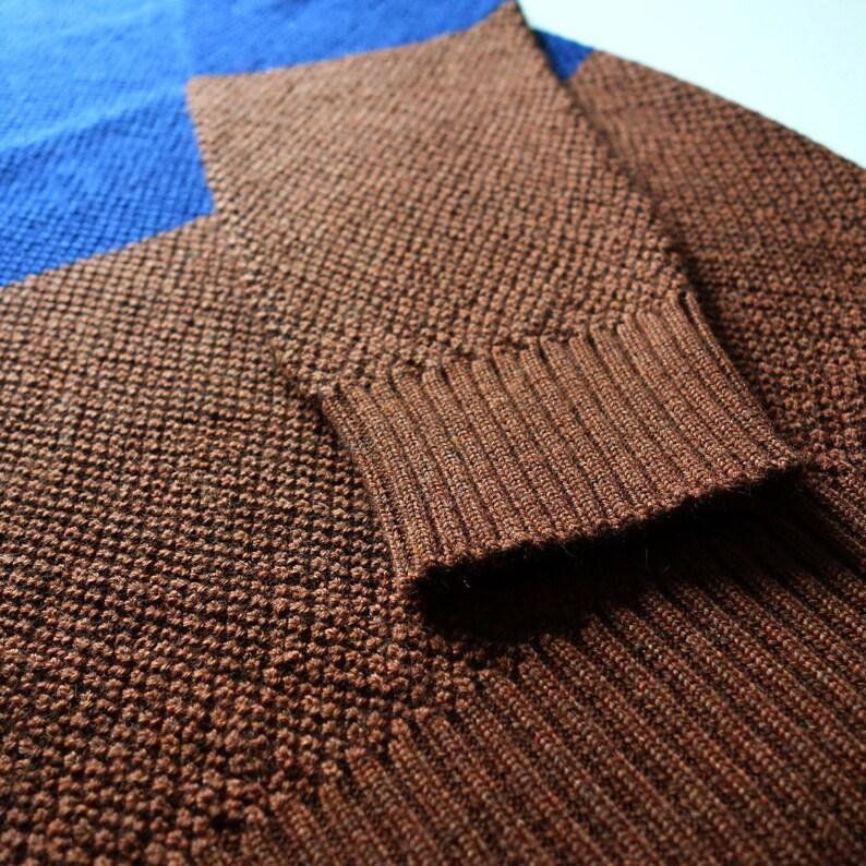 merino wool sweater for him