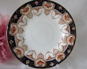 Vintage Tea Plate, Imari Pattern.