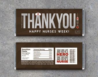 image relating to Printable Nurses Week Games referred to as Nurses 7 days Etsy