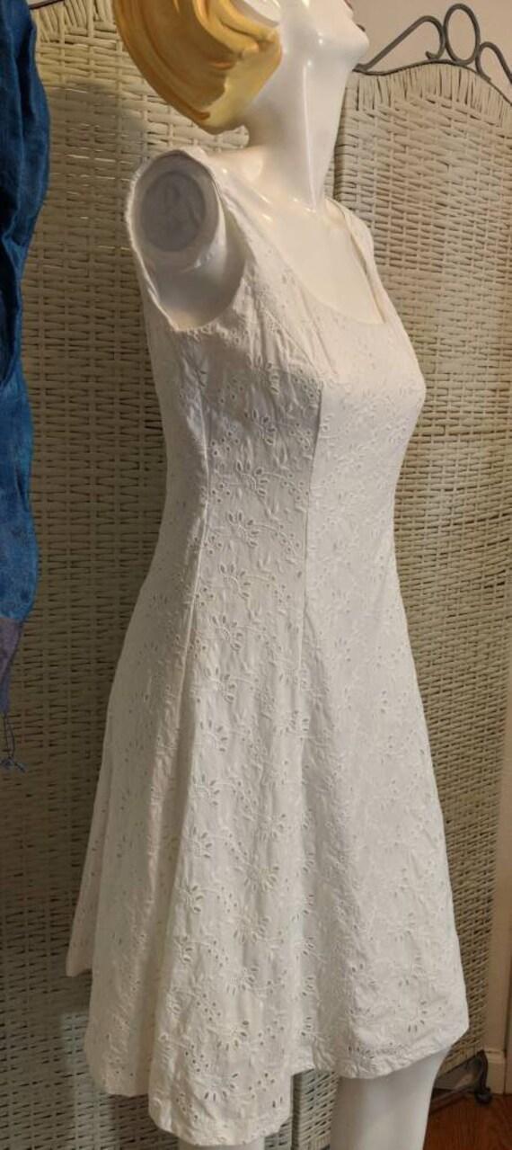 Cotton dress - image 4