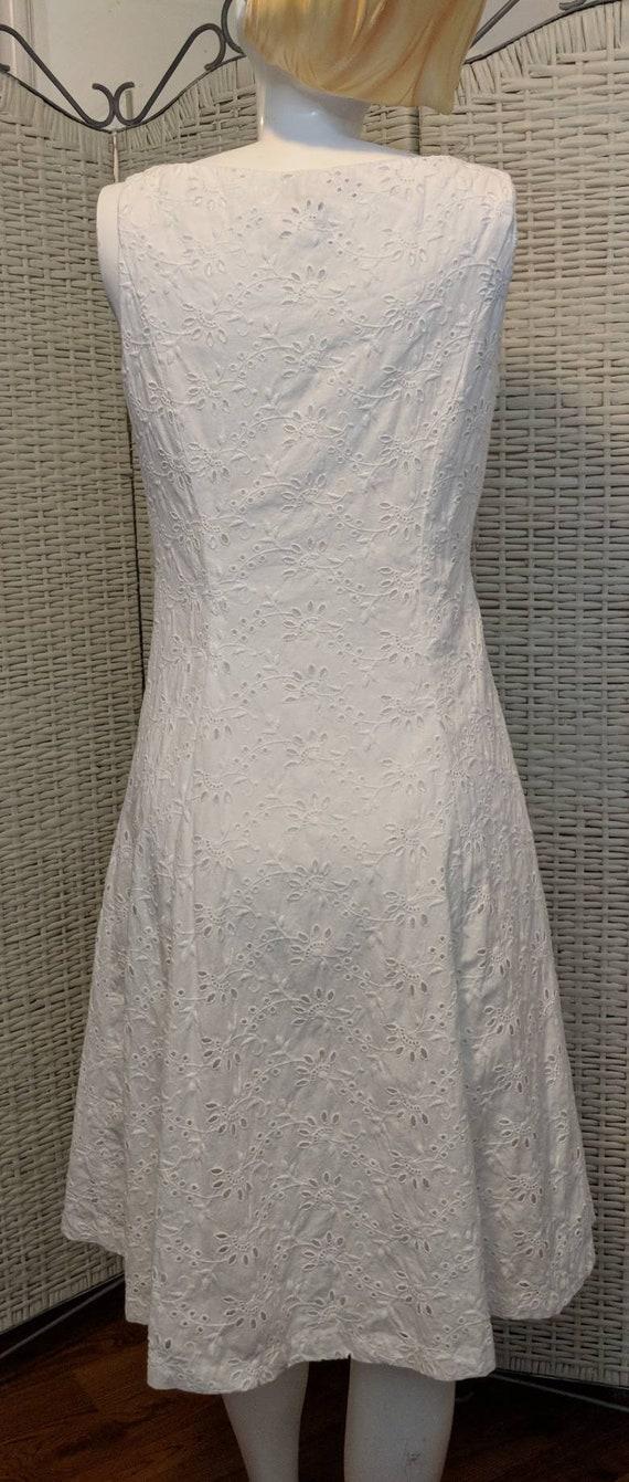 Cotton dress - image 3