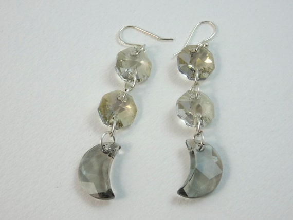 SJC10265 - Swarovski crystal earrings