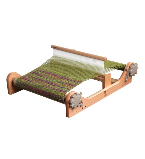 bottom top Replacing heddles loom