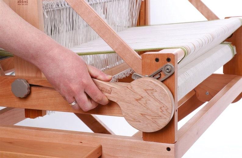 Handi Handles For Ashford Weaving Looms