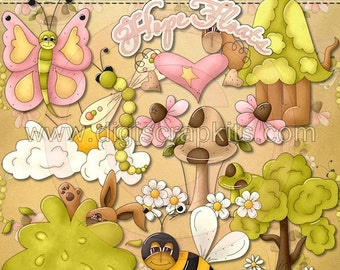 Hope Floats 1 - Digi Web Studio Clip Art Download by Trina Clark for Personal & Commercial Use