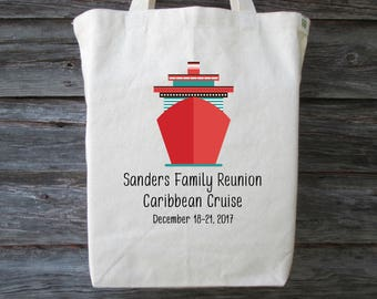 family reunion beach tote personalized beach tote to the etsy