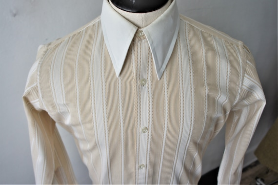 Givenchy Gentleman Dress Shirt/1960's Givenchy/ Tw