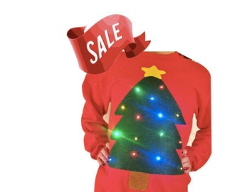Ugly Christmas Sweater Etsy